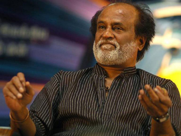 Rajinikanth Hospitalised in US for Make Up Issue?