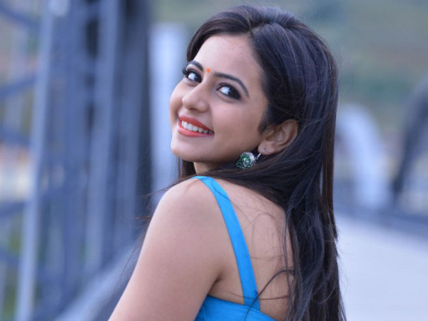 Tollywood heroine Rakul Preet Singh injured