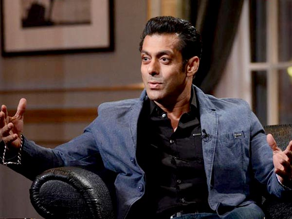 Salman Khan will never allow anyone to make a biopic on him!
