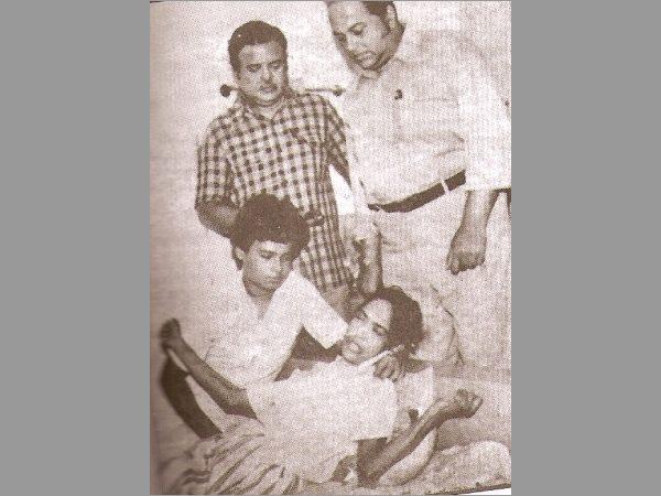 Telugu Veteran Actress Savithri Rare Stills: మహానటి సావిత్రి బయోపిక్ ఆగిపోయినట్టేనా?? విధ్యా బాలన్