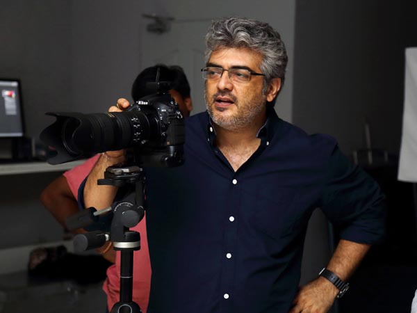 Akshara Hassan Cameo In Ajith's Next