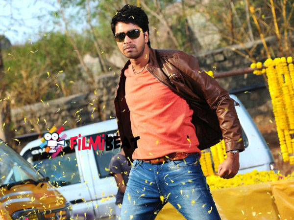 Allari Naresh 100th Film In Bhimavaram