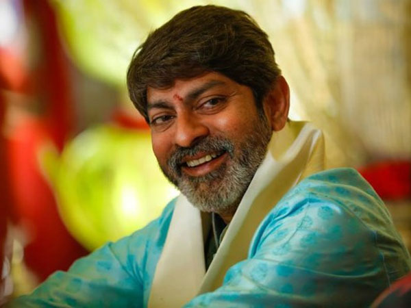 Jagapathi Babu speaking about the dubbing experience of The BFG