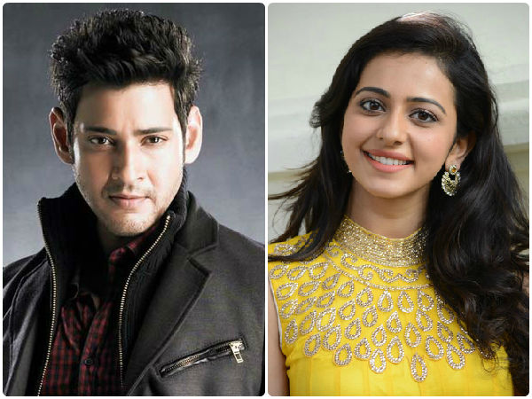 That Day Would Be Rakul Preet's First Date With Mahesh Babu