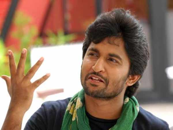 Nani's Majnu first look poster revealed