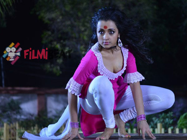 Hit or Flop Trisha Nayaki Movie Review