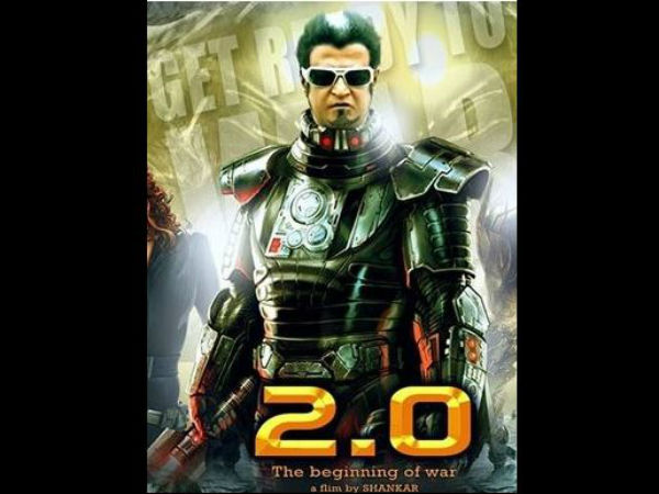 Heavy costumes for Rajini in '2.o' leads to health problem?