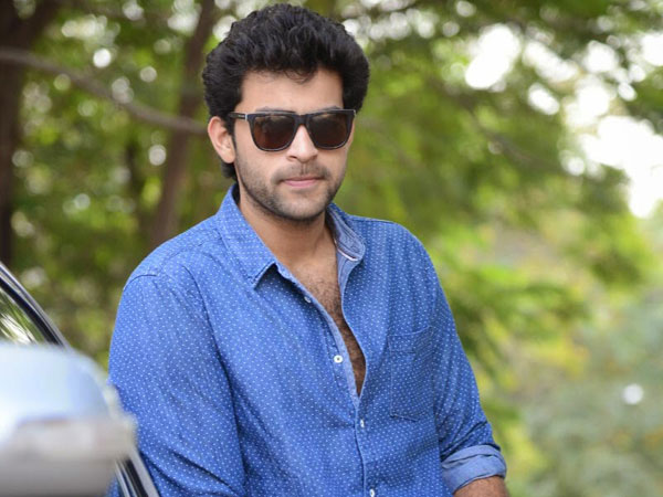 Varun Tej is fourth one to wear a Khaki