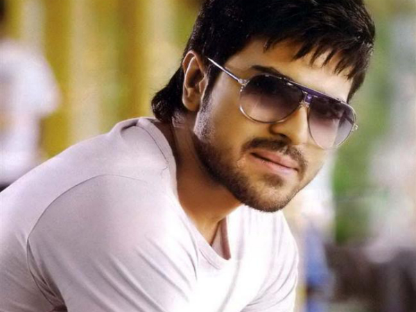 'Mega Express' Title Confirmed for Ram Charan?