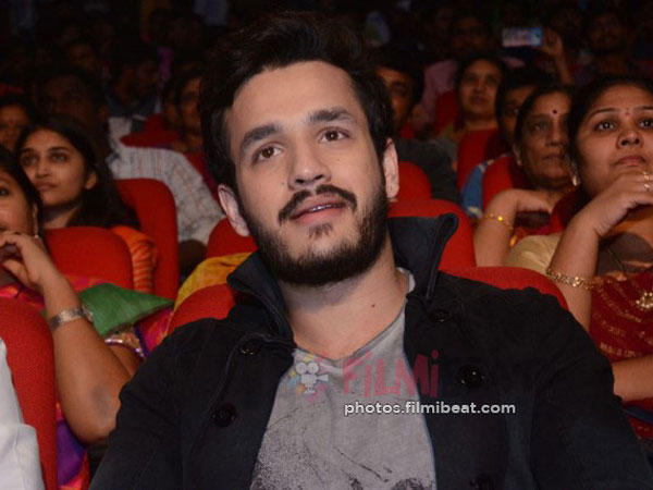 Yes, I am a Sadist: Akhil Says