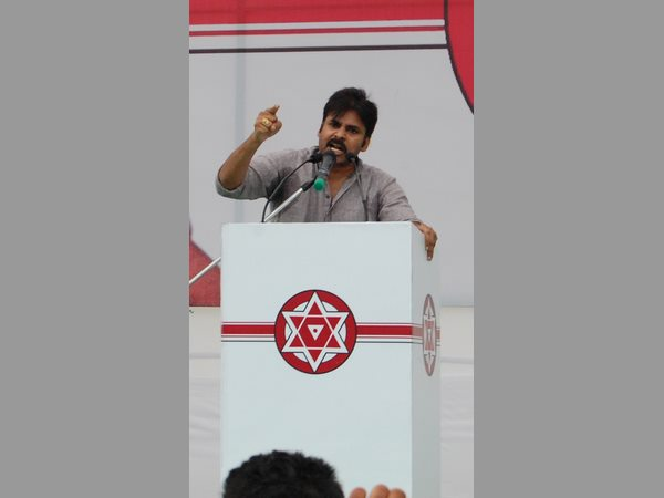 Chiranjeevi watched Pawan Kalyan Tirupati speech