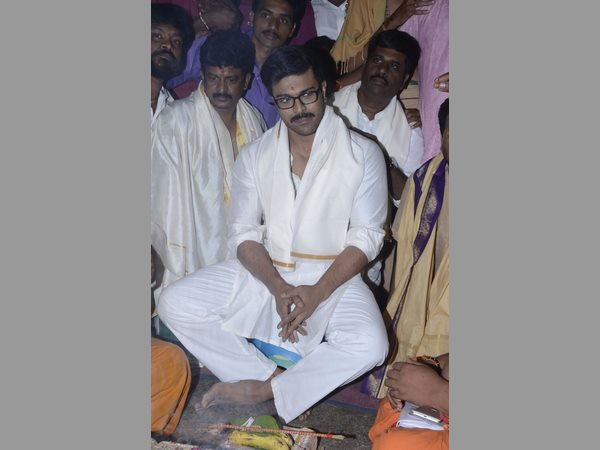 Ram Charan about Chiranjeevi's birthday celebration