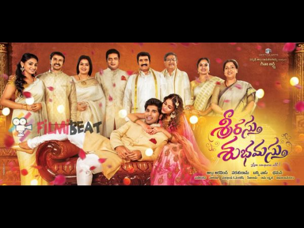 Allu Sirish's Srirastu Subhamastu flops one more time!