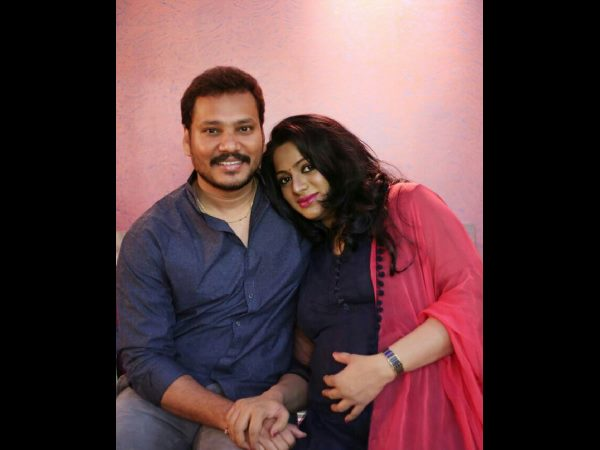 Anchor Udaya Bhanu blessed with twins