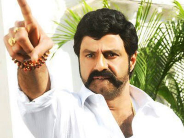Balakrishna Says Dialogue For His Fans In Flight
