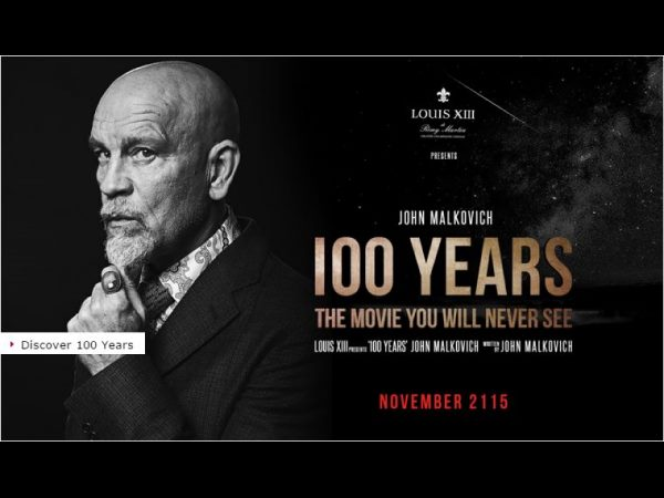 100 Years: The Movie You Will Never See