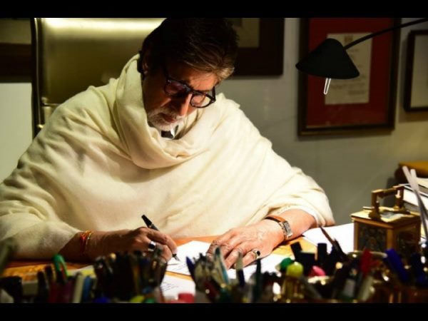Big B Writes A Beautiful Letter To His Granddaughters