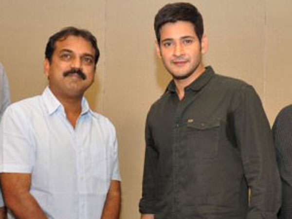 Mahesh's Film Inspired from Koratala's Wife