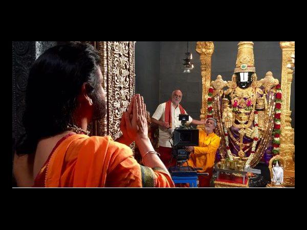 మహానటున్ని మళ్ళీ బతికిస్తున్నారు,  నమో వేంకటేశాయ లో అక్కినేని 3 నిమిషాల పాత్ర