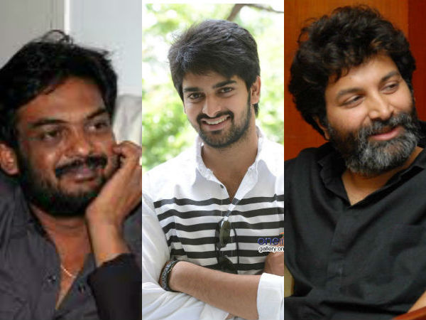 Puri and Trivikram wants to work with Naga Shourya