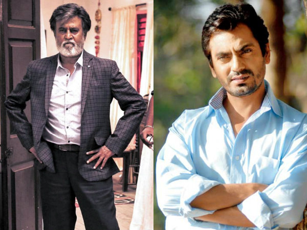 Nawazuddin Siddiqui Makes An Interesting Revelation About Superstar Rajinikanth!