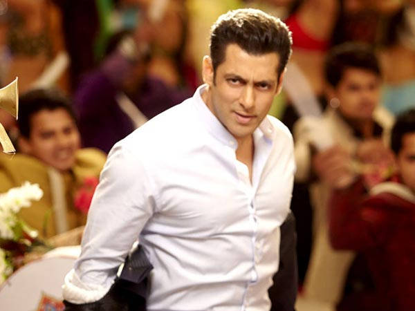 Pak artists are not terrorists says Salman Khan