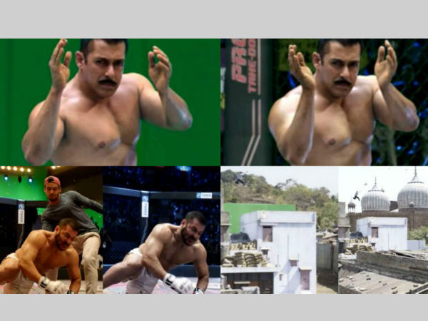How VFX worked wonders for Salman Khan's blockbuster Sultan!