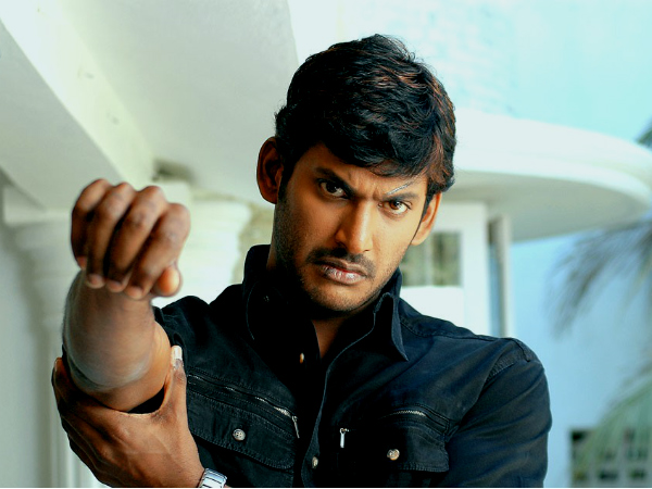 Actor Vishal filed a petition in High court