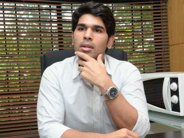 Allu Sirish Making Malayalam debut in Mohanlal film