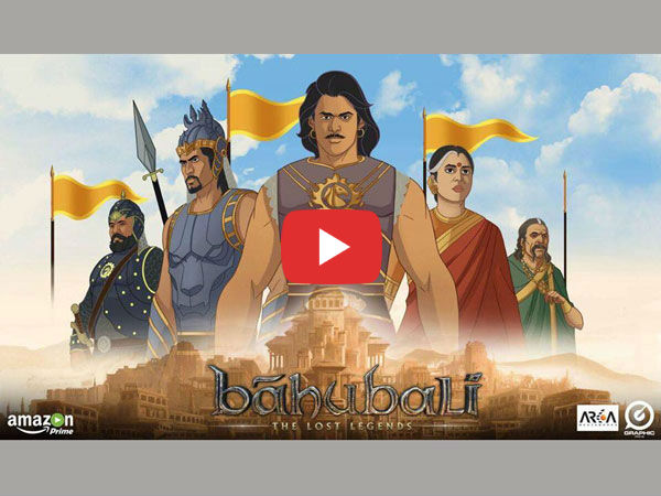 'Baahubali - The Lost Legends