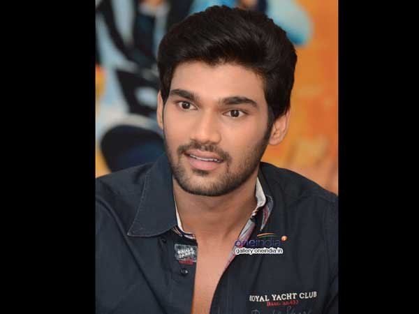 Abhishek Pictures out of Boyapati & Bellamkonda Srinu's movie