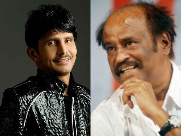 Kamaal R Khan Just Called Superstar Rajinikanth Worst Looking