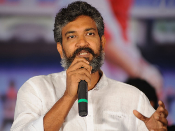 Playing a cameo role in the first part itself is a big mistak: Rajamouli