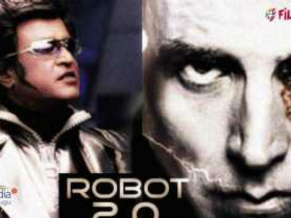 Rajinikanth Robo 2 has only one song