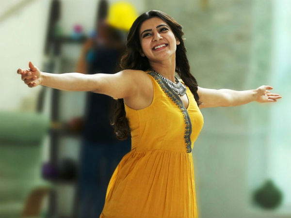 Samantha tweet about premam hit