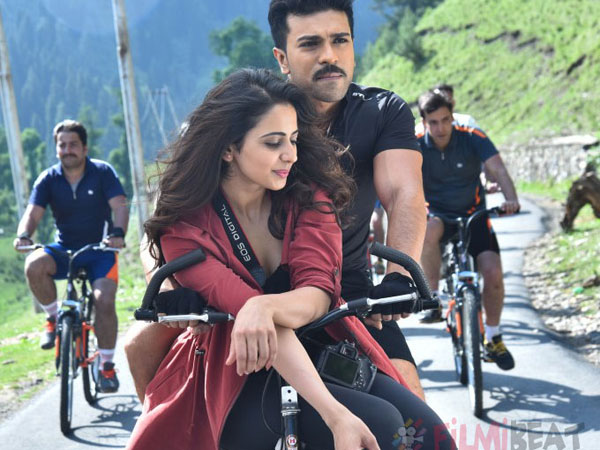Surender Reddy Making Changes To Script Of Dhruva climax
