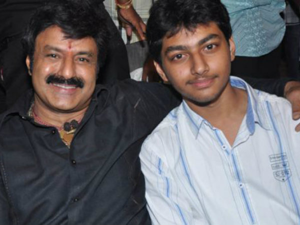 Mokshagna Debut Film With Director Krish