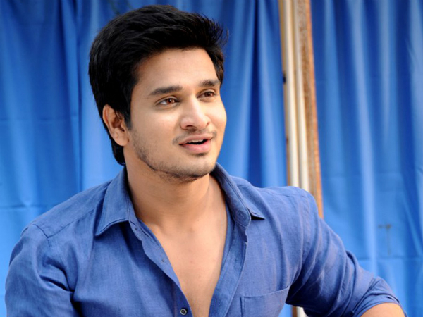 Nikhil To Marry Industry Girl?