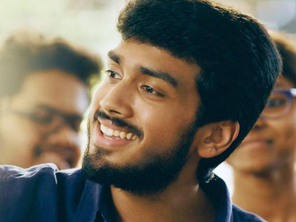 A love letter written in blood for Kalidas Jayaram