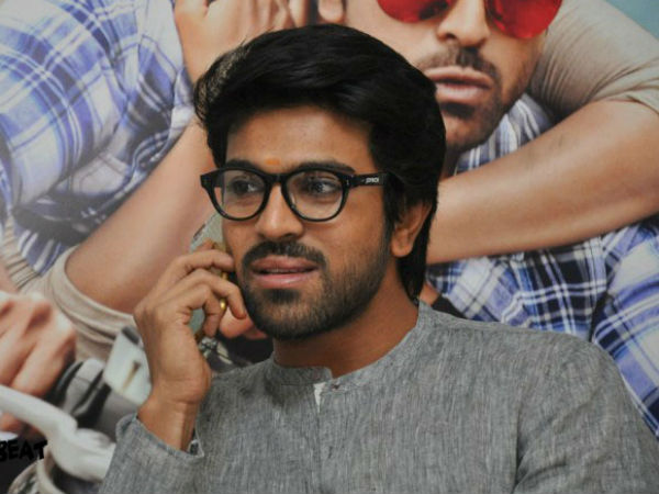 Ram Charan wants to Concentrate on Overseas