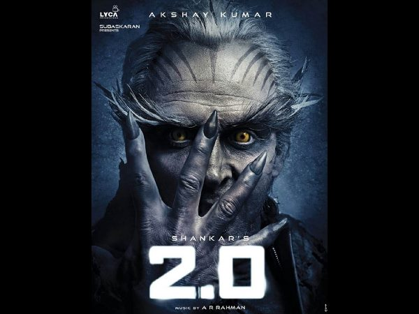 Twinkle Khanna's response to Akshay Kumar's evil avatar in '2.0' is Epic