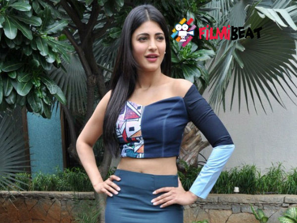 Shruti Haasan Files Complaint Against Cyberstalking Doctor