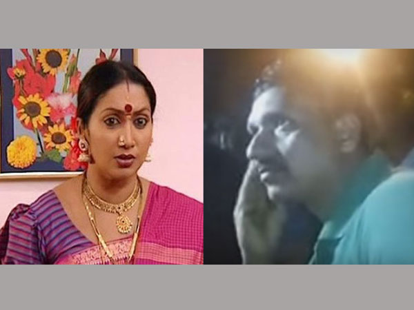 Sub Inspector  serial actress controversy  Actress files complaint against dragging her name