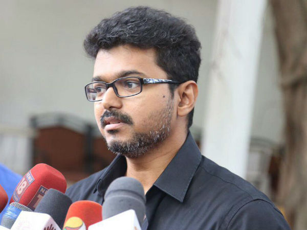 Demonetisation welcome, but common man affected: Actor Vijay