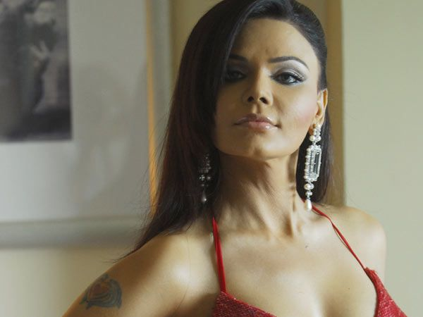 Rakhi Sawant recalls horrific accident that made her go bald