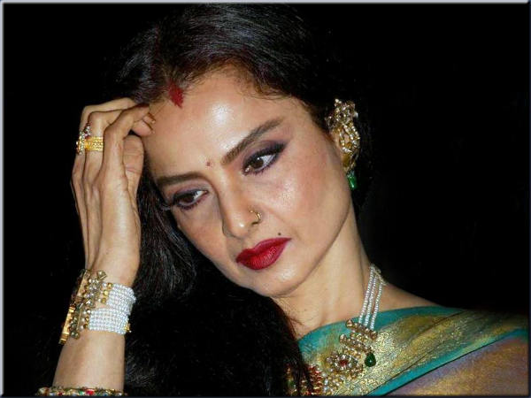 Rekha in Telugu after 50 years