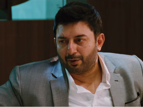 Aravind Swamy Not Interested in Learning Telugu Now