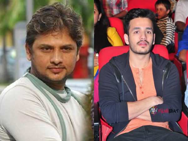 Surender Reddy's next with Akhil