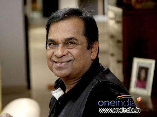 Brahmanandam Photo Is Enough Dude