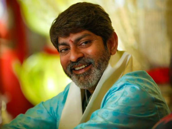 Jagapathi Babu Makeover In Boyapati Srinu next movie